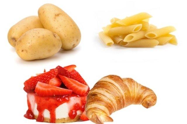 Evitar comer doces e carboidratos
