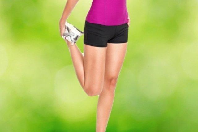 como quitar un calambre de la pierna
