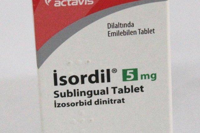 Isossorbida (Isordil)