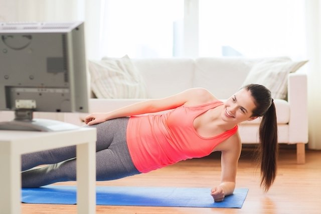 3 exercícios para acabar com o culote