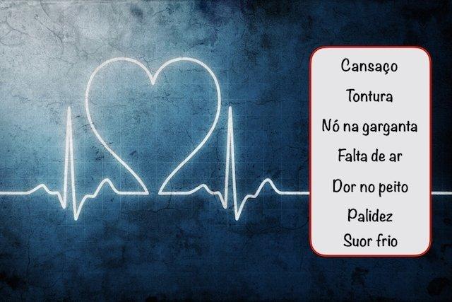 Sintomas da arritmia cardíaca