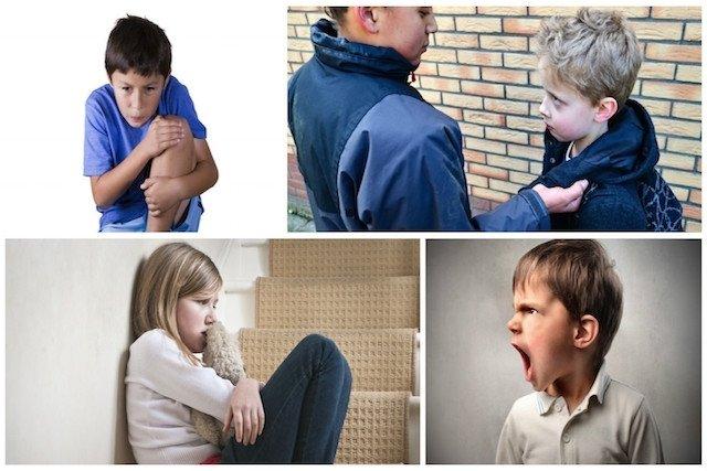 Sinais que podem indicar que meu filho sofre Bullying na Escola