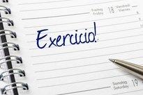 Falta de tempo para se exercitar