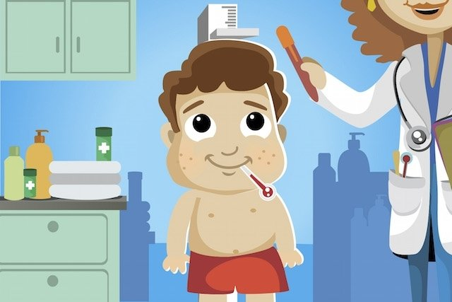 Tratamento da Pneumonia em Bebês e Crianças