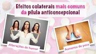 7 efectos secundarios más comunes de las pastillas anticonceptivas