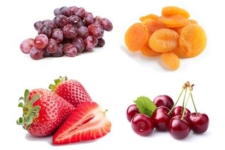 Outras frutas ricas em ferro