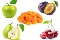 Consumir frutas com casca