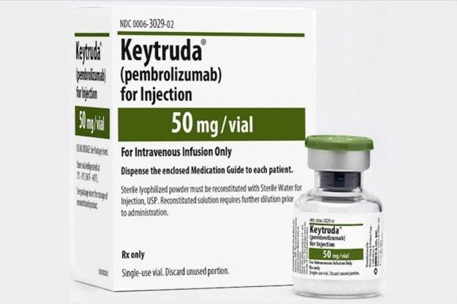 Keytruda para tratar o câncer de pele