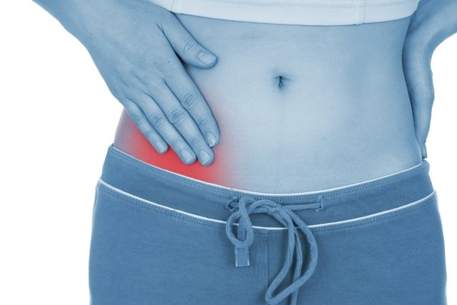 Región donde se localiza el dolor de la apendicitis