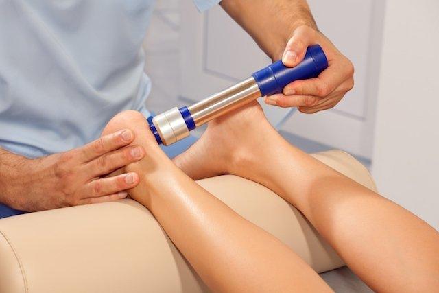 Fisioterapia para Rompimento do tendão de Aquiles