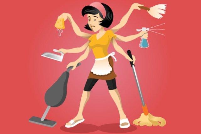 Mania de Limpeza pode provocar Asma e Alergias