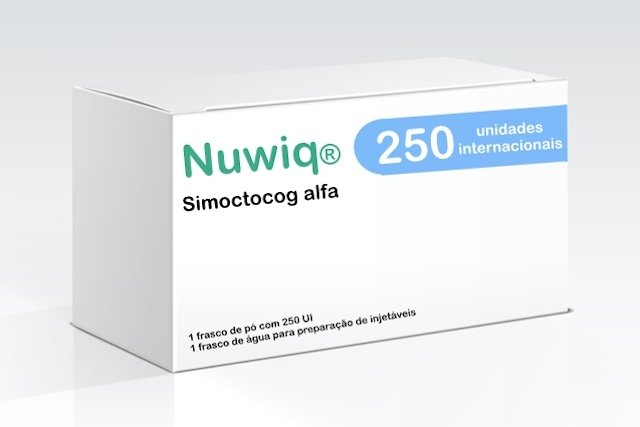 Nuwiq: remédio para hemofilia A