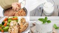 Dieta e cardápio para engordar e ganhar massa muscular