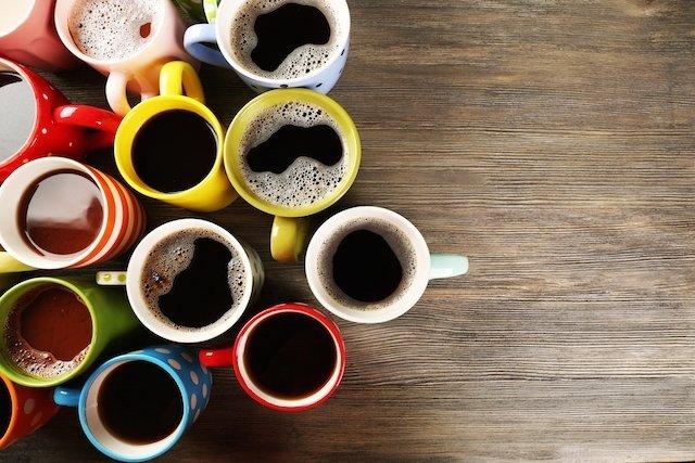 Café descafeinado não tem 0% de cafeína