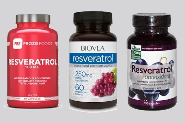 Para que serve o Resveratrol