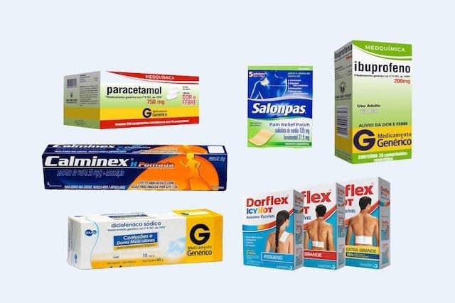 Remédios para combater a dor na coluna