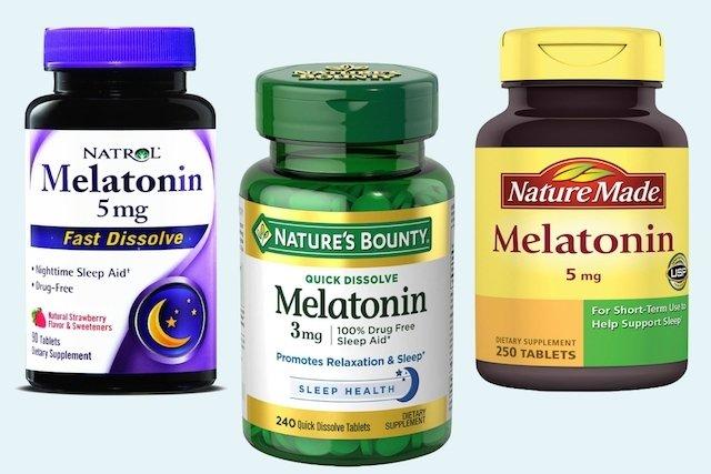 Melatonin - Suplemento para dormir melhor