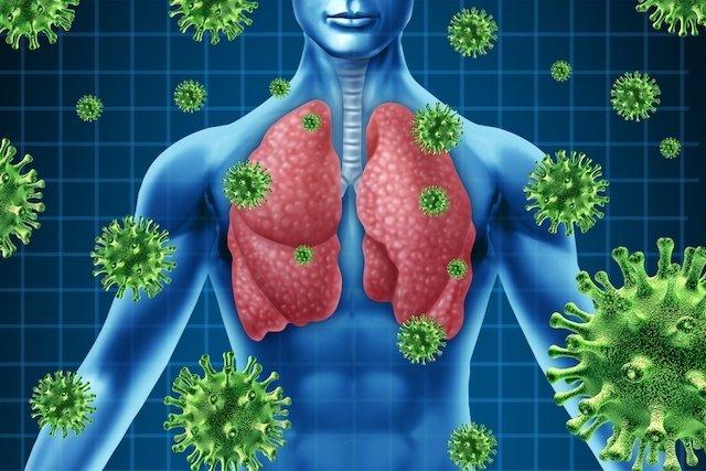 5 principais causas de água no pulmão