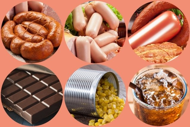 Alimentos que podem aumentar a inflamação