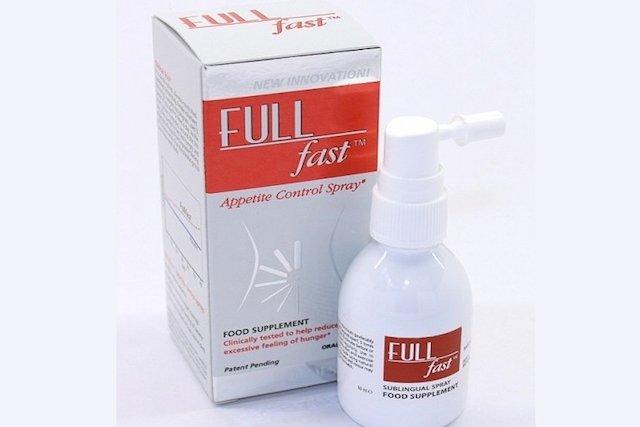 Como usar o Full fast spray para Emagrecer