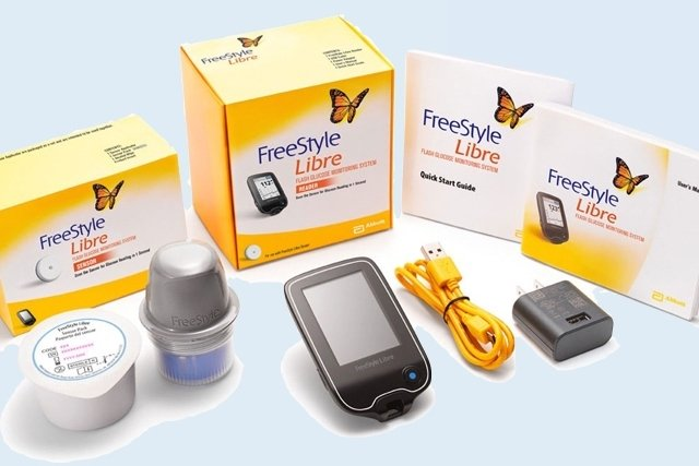 Aparelhos para medir a Glicose e controlar a Diabetes
