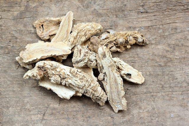 Angélica Chinesa para combater os sintomas da Menopausa