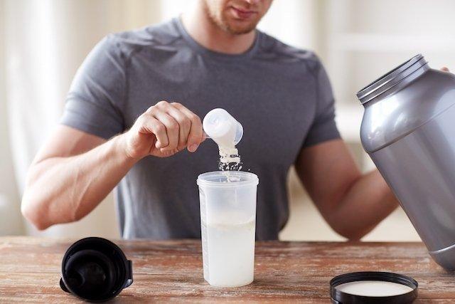 Como tomar Creatina para aumentar os Músculos