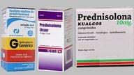 Como tomar Prednisolona