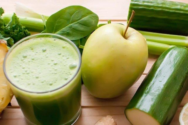 3 melhores sucos de pepino para emagrecer