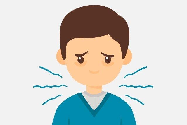 Sensación constante de estornudos fríos