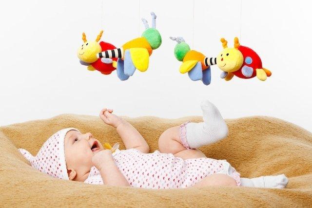 O que faz o Bebê com 5 meses