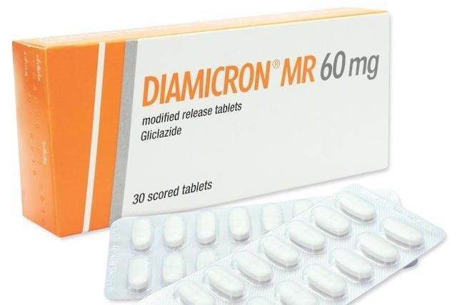Diamicron (Gliclazida)