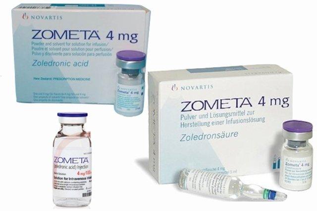 Zometa - Remédio para Fortalecer nos Ossos