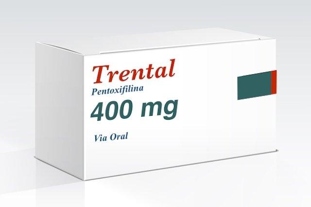 Pentoxifilina (Trental)