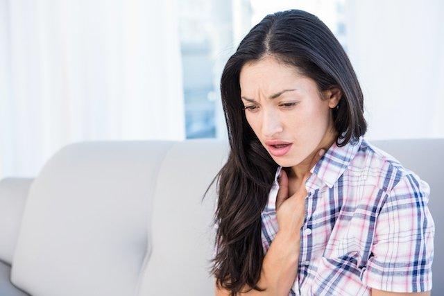 Cómo acabar con la tos seca