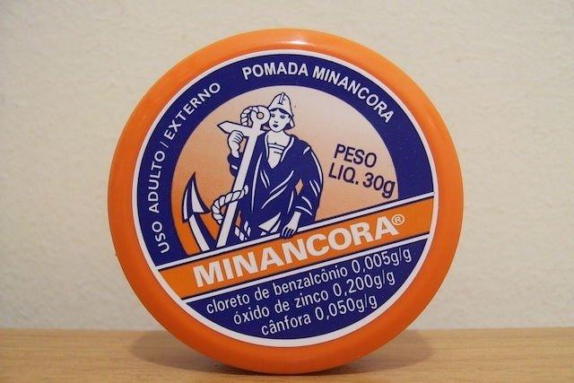 Pomada Minancora: o que é, para que serve e como usar