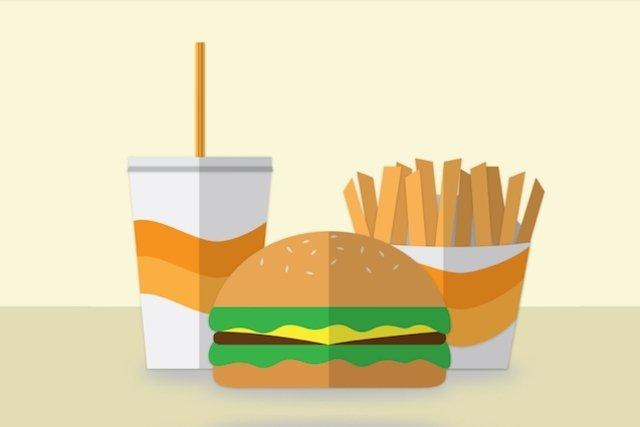 10 Comidas que te deixam com fome rapidamente