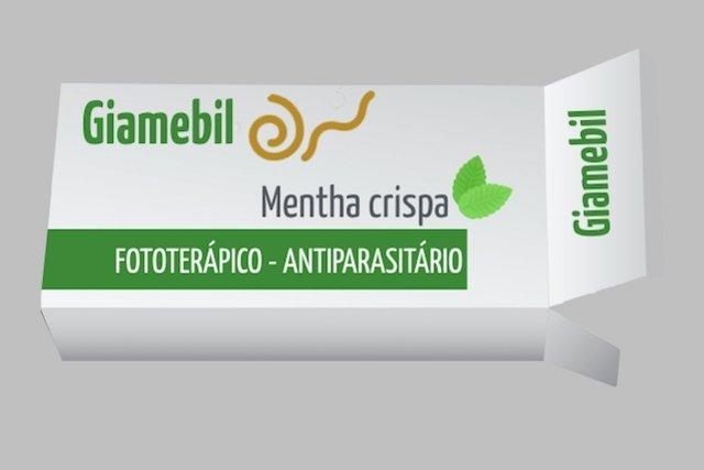 Giamebil - Remédio Natural para Vermes