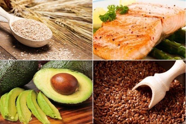 Dieta para prevenir y combatir las espinillas