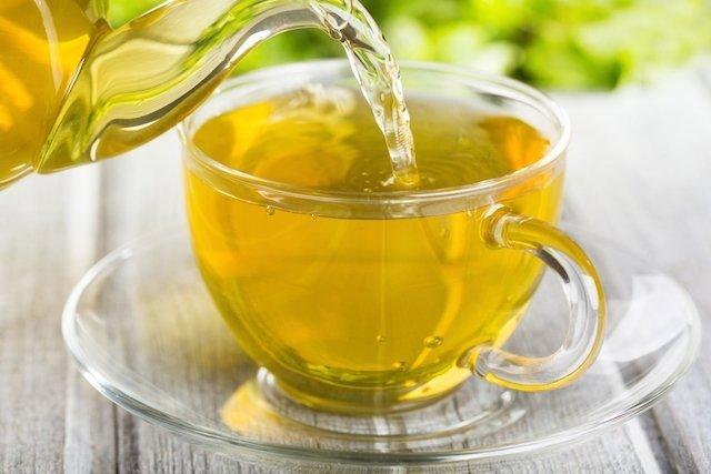 Chá de guaco para bronquite