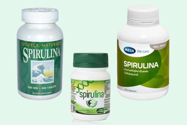 Spirulina: O que é, para que serve e como tomar