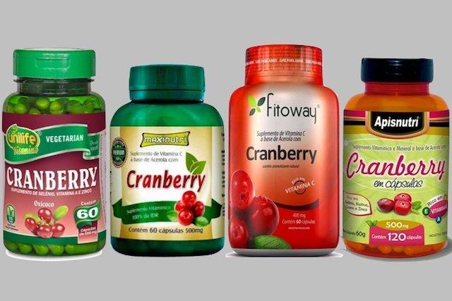 Cápsulas de cranberry: para que servem e como tomar