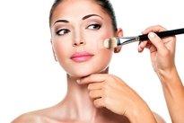 Evitar maquiagem