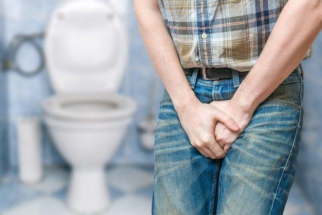 la próstata inflamada después de la cirugía pierde incontinencia urinaria