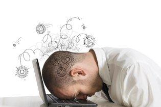فقدان الطاقة والإجهاد المستمر هي علامات الاكتئاب