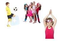 Incentivar a criança a fazer exercício