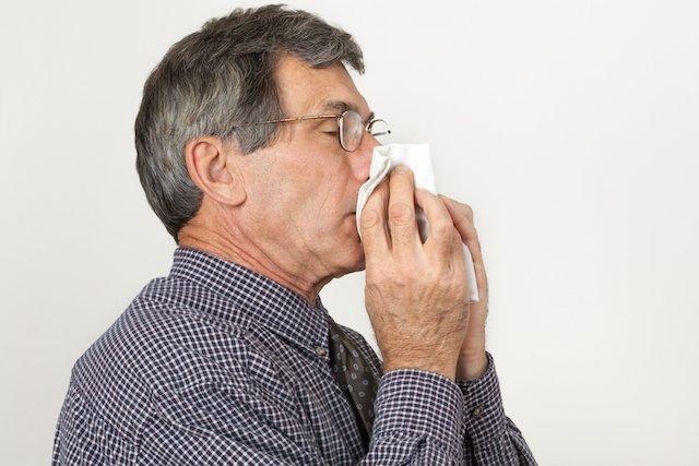 O que fazer em caso de sangramento do nariz