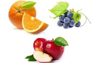 Frutas contra a ansiedade