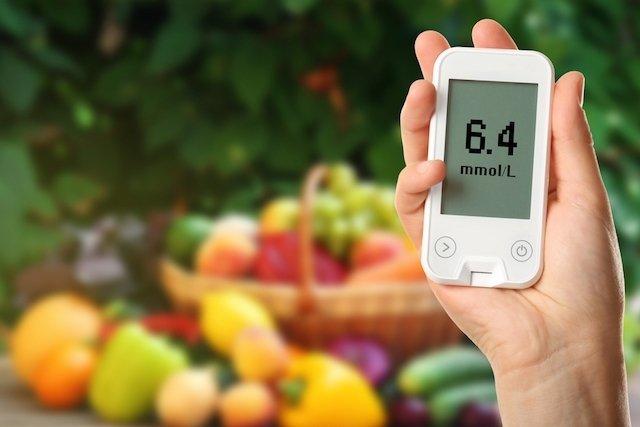 lista de frutas para diabeticos pdf
