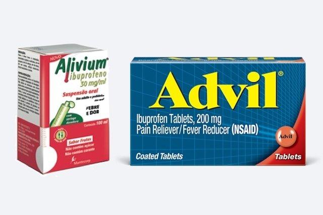 Paracetamol ou Ibuprofeno: qual é melhor tomar?